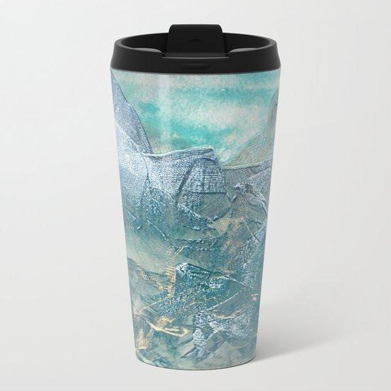 Tulle Mountain 2 Metal Travel Mug
