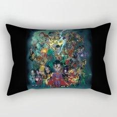 Lil' Super Friends Rectangular Pillow
