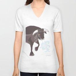 Spain Bull Unisex V-Neck