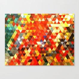 Formula VI Canvas Print