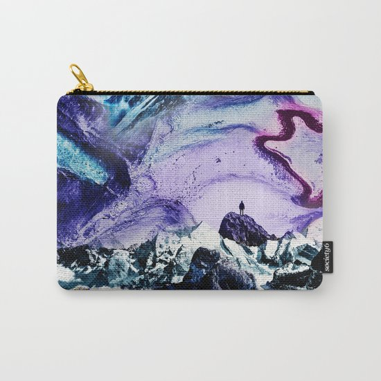 Eye of the wanderer Carry-All Pouch