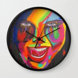 Sass Wall Clock