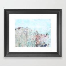 discover Framed Art Print