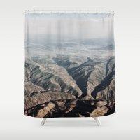 rocky Shower Curtains featuring Rocky by Ryo Ruiz