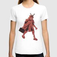 samurai T-shirts featuring Samurai by edusá studio