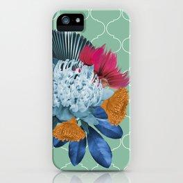 Waratah flower iPhone Case