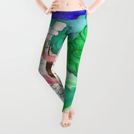Ivory Tower Leggings