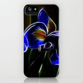 Iris Lights iPhone Case