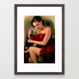 Goddess Venus Framed Art Print