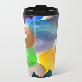 We Discovered Planets Metal Travel Mug