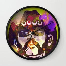 Lemmy- MOTORHEAD Wall Clock