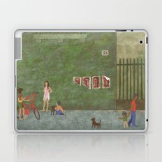 Street (Rue) Laptop & iPad Skin