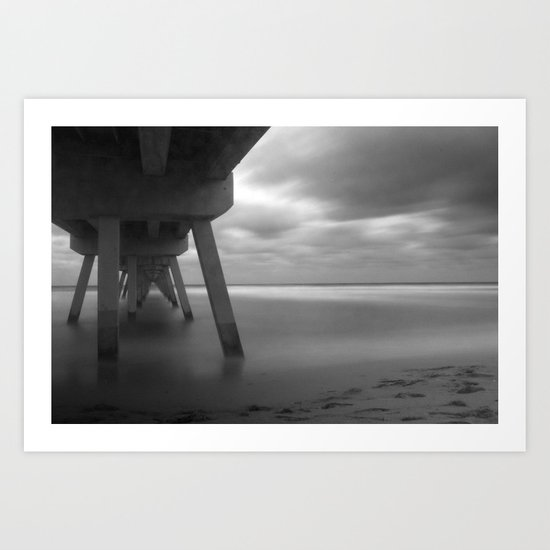 Ocean Vue Art Print