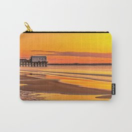 Pier at Sunrise Carry-All Pouch