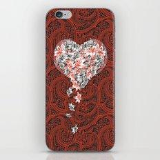 Pattern lovers iPhone & iPod Skin