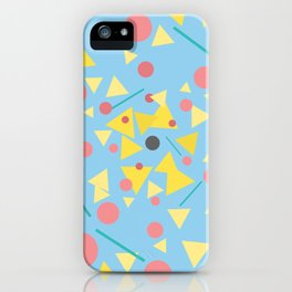Chaos around you iPhone Case