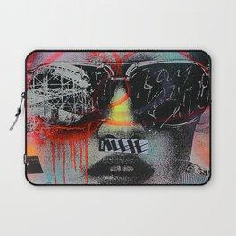 Graffiti Wall NYC Laptop Sleeve