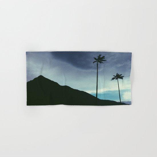 Palm trees Hand & Bath Towel