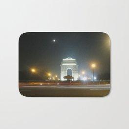 Rush Hour - India Gate Bath Mat