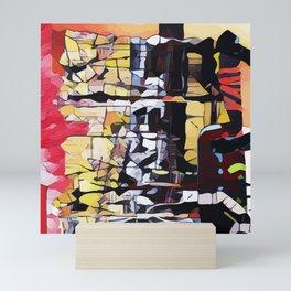 Abstract 50 #9 Mini Art Print