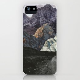 Night, A Landscape iPhone Case