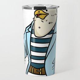 Seafarer adventure gift explorer conqueror Travel Mug