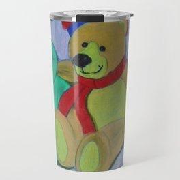 Teddy Bear Gathering Travel Mug