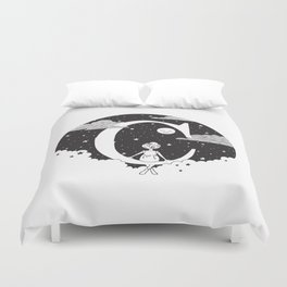 Dreamy C Duvet Cover