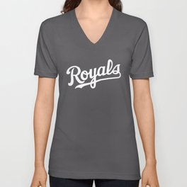 MLB City Royals Baseball Jersey New Mens softball Unisex V-Neck