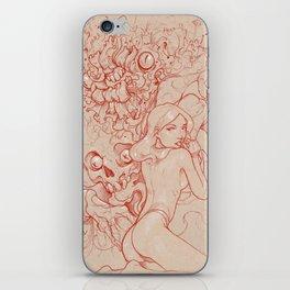 Animal Brain iPhone Skin