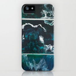 Australian waves iPhone Case
