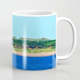 Range Light on Stilts Coffee Mug
