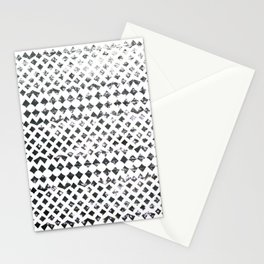 Glimmering Sea Water Mosaic Stationery Cards