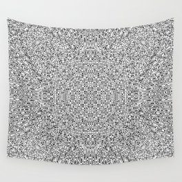 Oscillation Gate Wall Tapestry