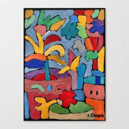 Floral #8 Canvas Print
