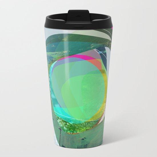 the abstract dream 4 Metal Travel Mug