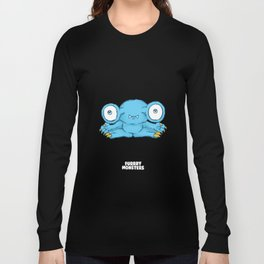 Bluemungus Long Sleeve T-shirt