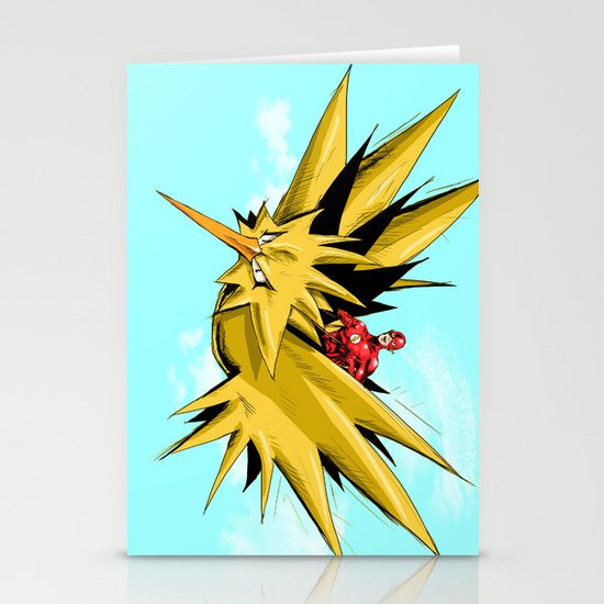 Flash-Dos Stationery Cards