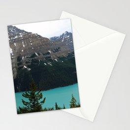 Peyto Lake Panorama Stationery Cards