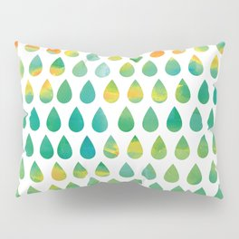 Monsoon Rain Pillow Sham