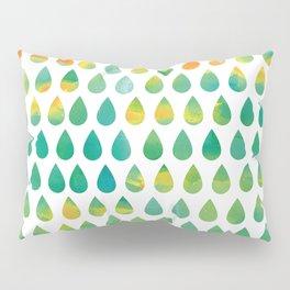Monsoon Rain Pillow Sham