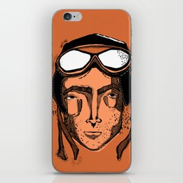 Howard iPhone Skin