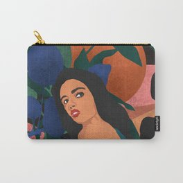 Natural woman #art print#society6 Carry-All Pouch