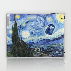 Vincent and The Doctor 2 Laptop & iPad Skin