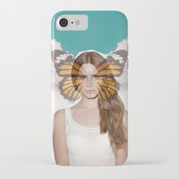 lana del rey iPhone & iPod Cases featuring Lana Del Fly by Wyatt Worker