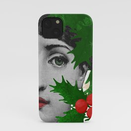 In the Holly iPhone Case