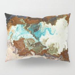 Vibrant Marble Texture no12 Pillow Sham