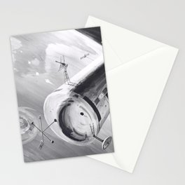 1749. Proposed USAF Manned Orbiting Laboratory Stationery Cards
