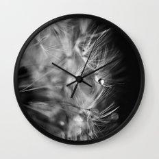 Danellion Wishes Wall Clock