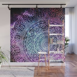 Space mandala 26 Wall Mural